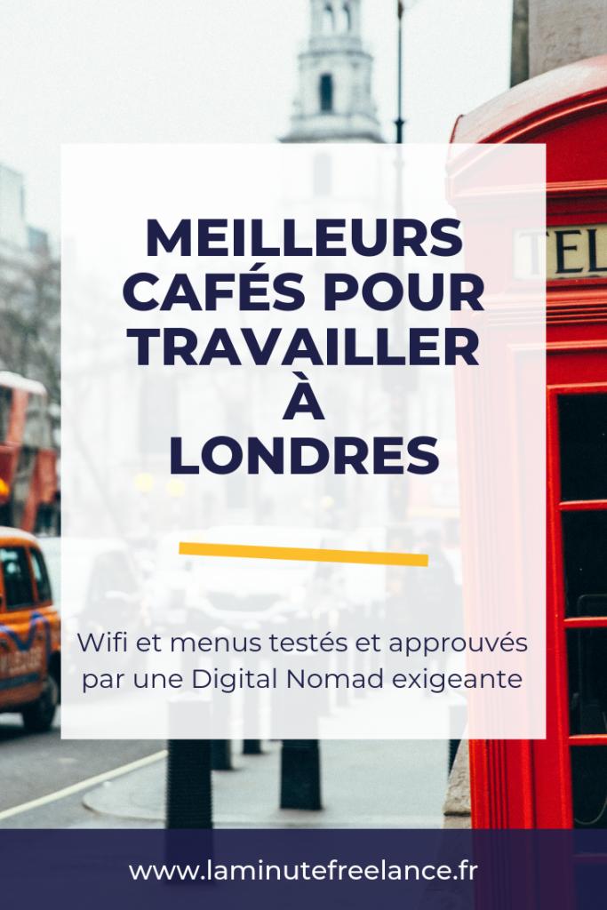 Coworking London DIgital Nomad