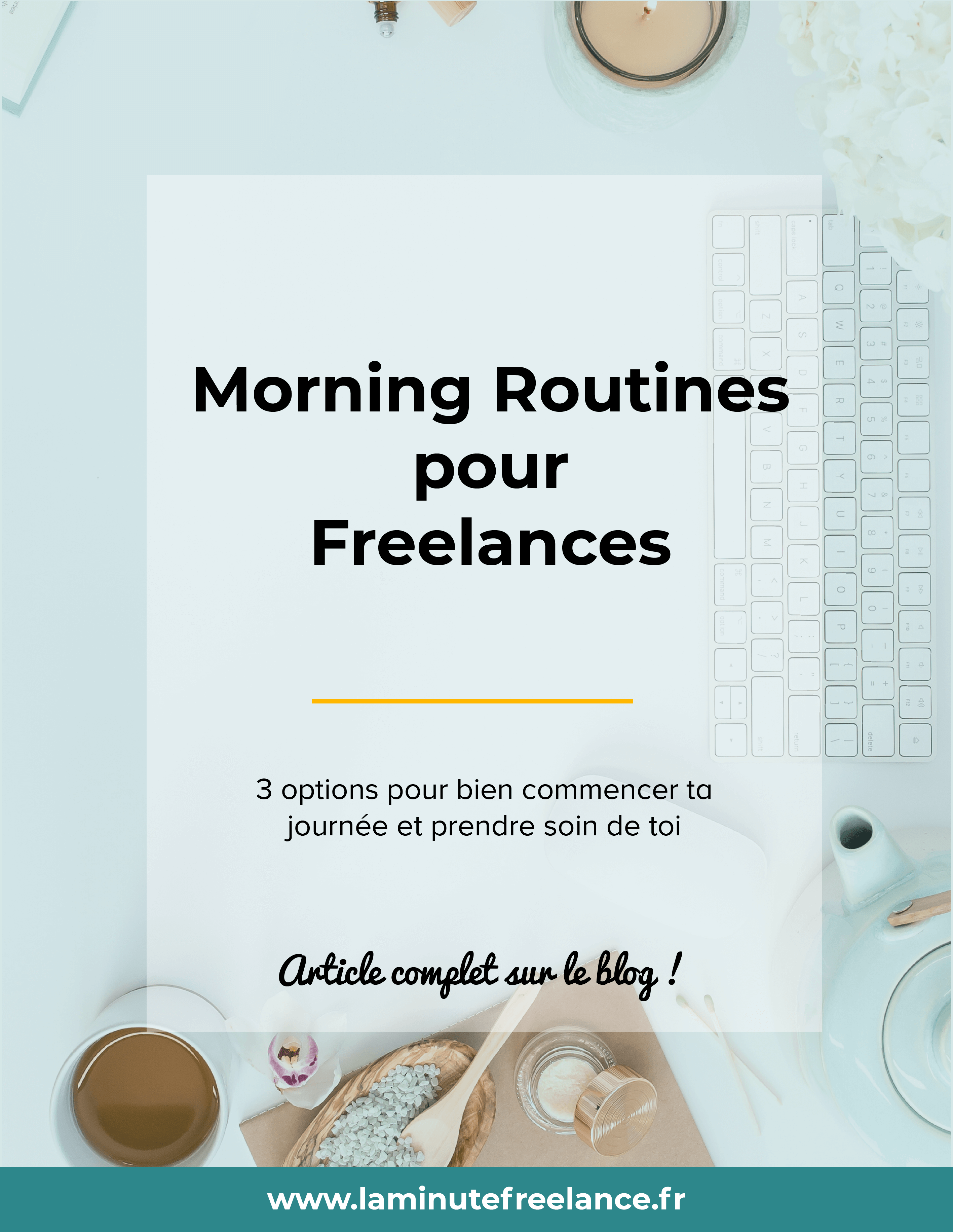 Morning Routine Freelances