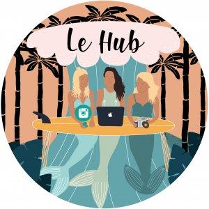 Logo Le Hub Nomade